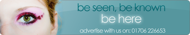 Advertising banner for Rossendale Valley advertising company