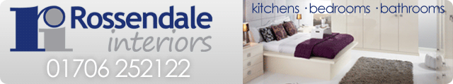 Advertising banner for Rossendale Interiors